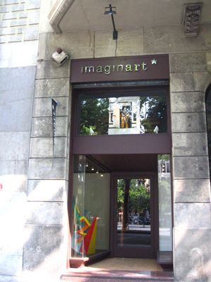 Imaginart Gallery Avda. Diagonal 432