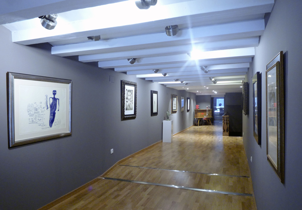 Segundo piso Imaginart Gallery