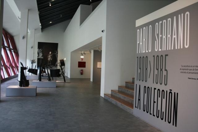 ExExposición Pablo Serrano 19081985. La colección