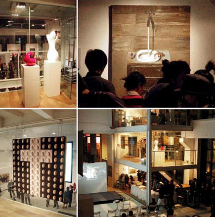 Exposicion Octubre 2008