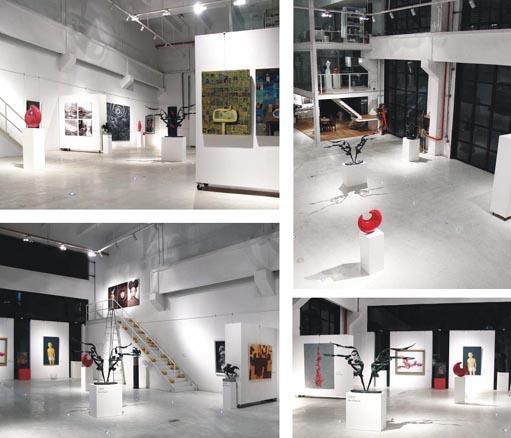 Trazos Gallery Shanghai
