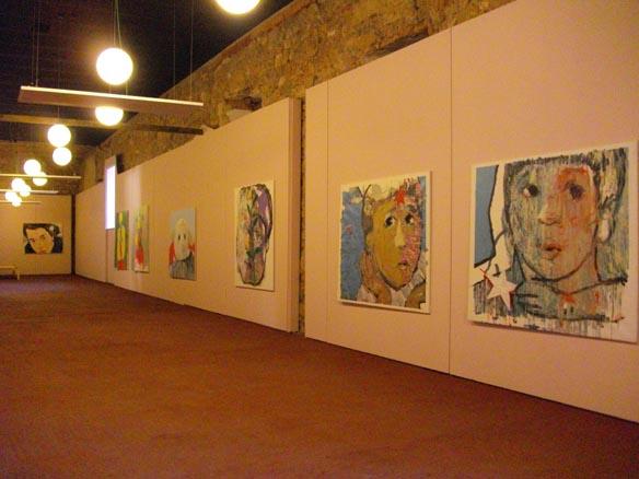 Homenaje a Jean Claude Abreu 9 artistas cubanos