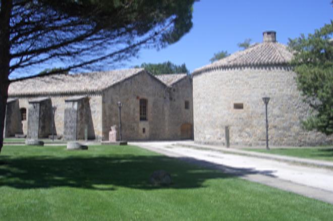 Sala de exposiciones Ciudadela de Pamplona