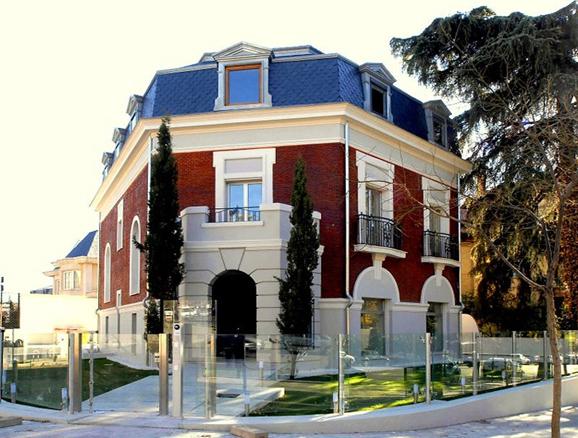 Fundación PONS, Serrano 138