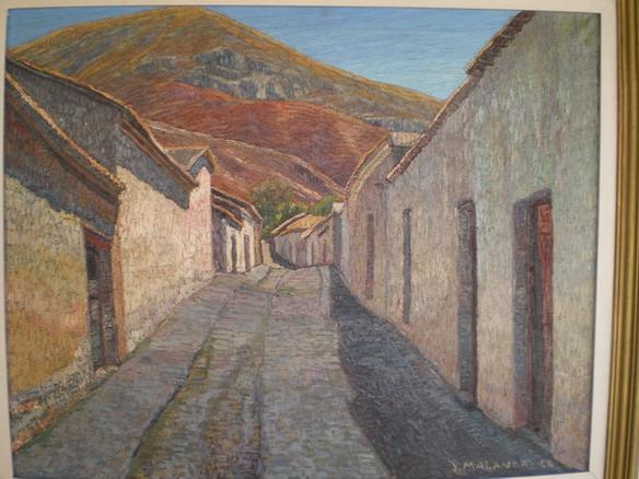 Iruya, José Malanca