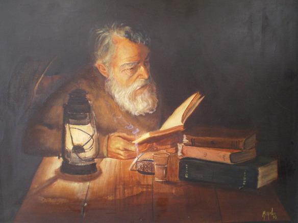 Noche de cuentos, Ricardo Mirolo