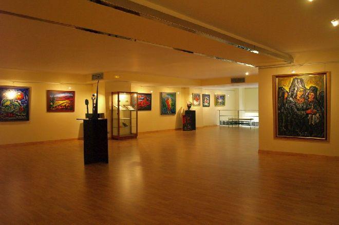 La Sala de exposiciones