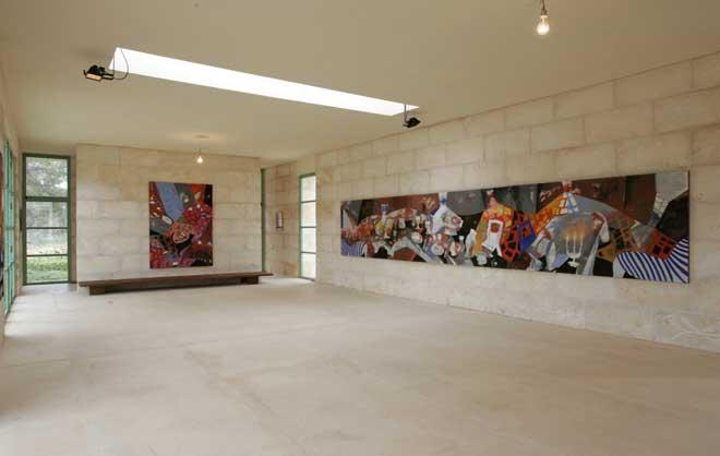 exposición Josefina Pino