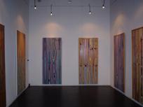 Una de las 10 salas de la galería