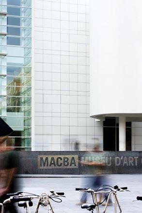 Museu dArt Contemporani de Barcelona MACBA Foto Rafael Vargas