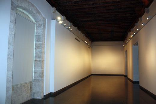 Detalle de la primera planta, Fundación Chirivella Soriano.