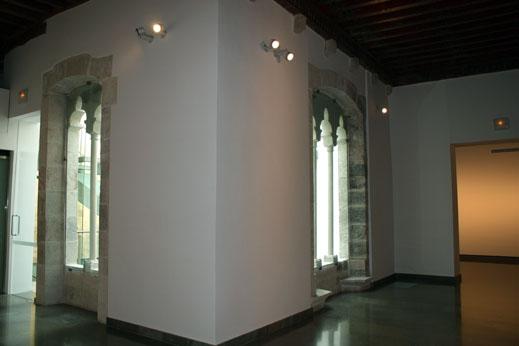 Detalle del interior del Palau Joan de Valeriola. Fundación Chirivella Soriano
