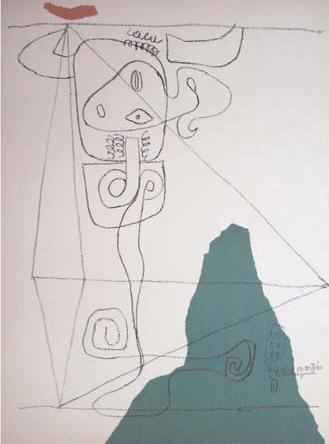 Le Corbusier, Taurus, 1964