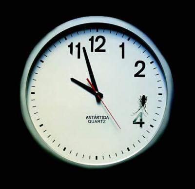 De la serie Las mil y una hora #04, 2007