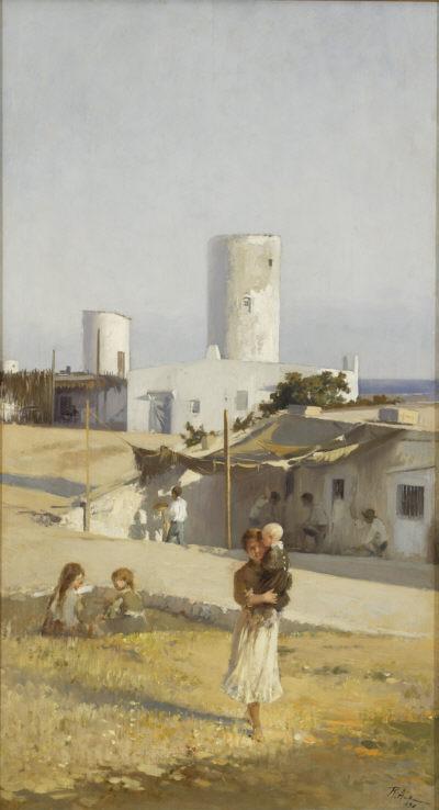 Ricard Anckermann, El Molinar