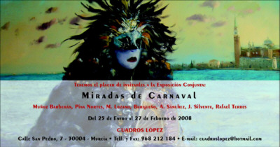 Miradas de Carnaval