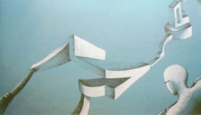 S/T, de la serie Intransitables, 2008