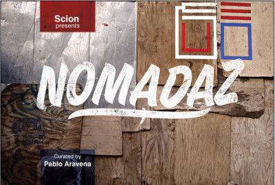Nomadaz - A Mediterranean Art Connection