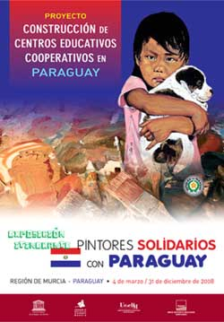 Pintores Solidarios con Paraguay