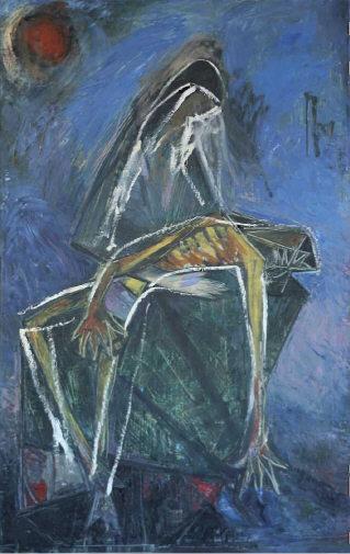 Pintores aragoneses de la 1ª mitad s. XX