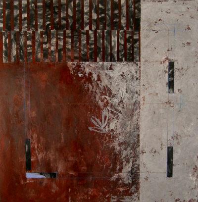 Compos.-hojas cortadas y líneas, 2008