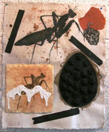 Mixta sobre paper, 2007