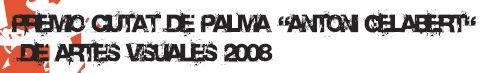 Premio Ciutat de Palma Antonio Gelabert de Artes Visuales 2008