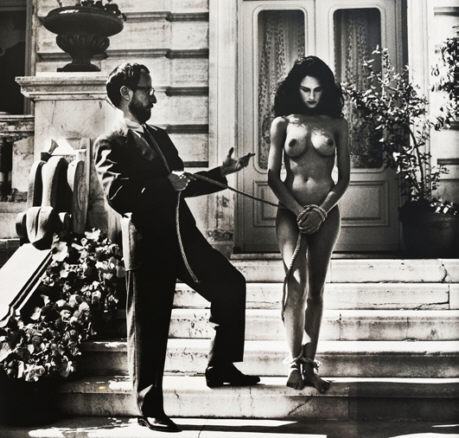 Helmut Newton, Domestic Nude