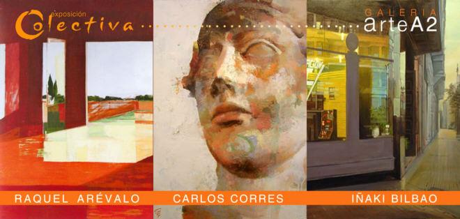 Raquel Arévalo + Carlos Corres + Iñaki Bilbao