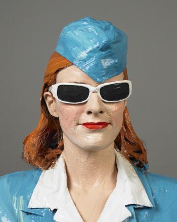 Boo Ritson, Air Hostess, 2007