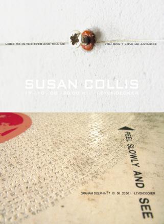 Susan Collis y Graham Dolphin