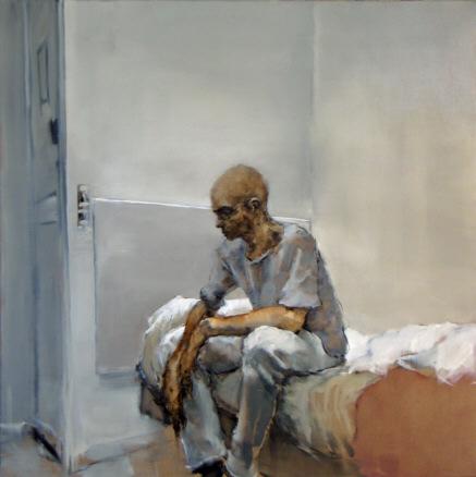 Gabriel Schmitz, El cuarto blanco