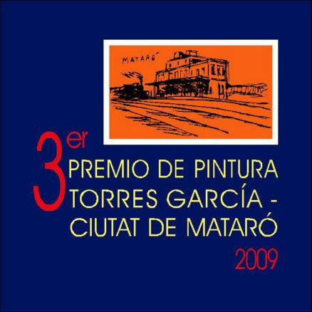 III Premio Bienal de Pintura Torres García-Ciutat de Mataró 2009