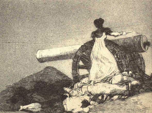 Francisco de Goya, Los desastres de la guerra