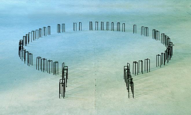 Jorge Barbi, El invierno haciendo estragos, 1991