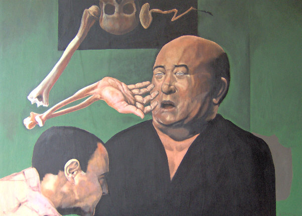 Rodrigo Tavera, Cantar de ciegos, 2006