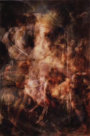 Idris Khan, Caravaggio