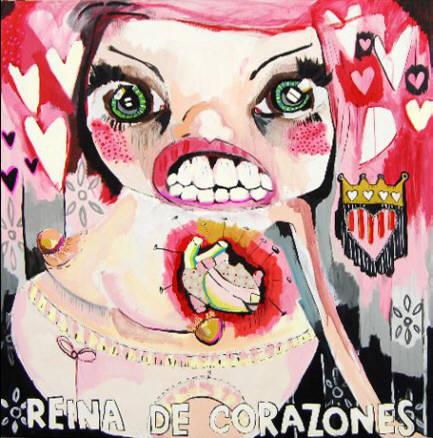 CursiLove, Reina de Corazones, 2008