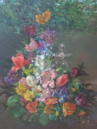 Rosa Elvira Caamaño, Desde mi jardín
