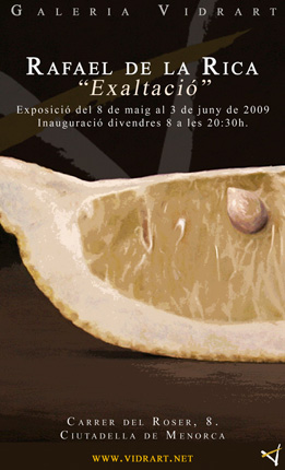 Exposición Rafael de la Rica