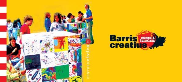 Art-Mirall a Barris Creatuis