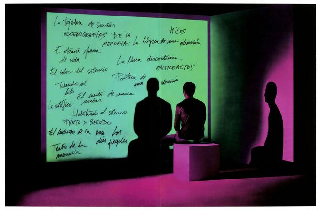 Recuerdos del porvenir, 2008. T.MixtaTabla 195 x 300 cm