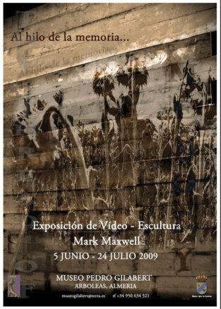 Mark Maxwell, Al hilo de la memoria