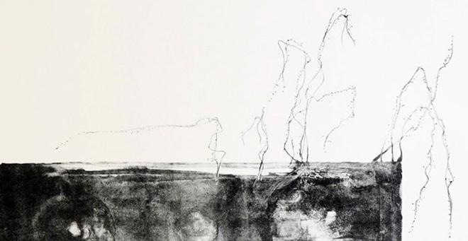 Susana Lloret, litografía, 2008