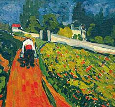 Maurice de vlaminck un instinto fauve pinturas de 1900 a 1915 exposici n pintura jul 2009 - Pintura instinto ...