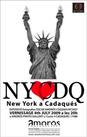 Oscar Amorós, New York a Cadaqués