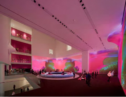 Pipilotti Rist, Pour Your Body Out -7354 Meters-, 2008