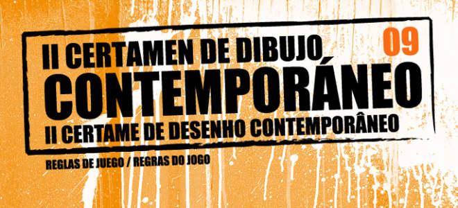 II Certamen de Dibujo Contemporáneo Pilar y Andrés Centenera Jaraba