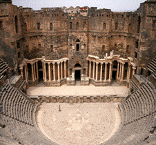 Castillos y Fortalezas en Siria