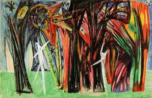 Roberto Malta, The Forest, 1937